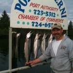 Alberni Inlet Sockeye Open Today!