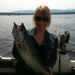 My last day of Vancouver Island Fishing…