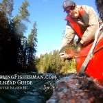 *November/December Special* Upper Stamp River Guided Steelheading $325!