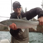 Cowichan River – Fishing Report and Video