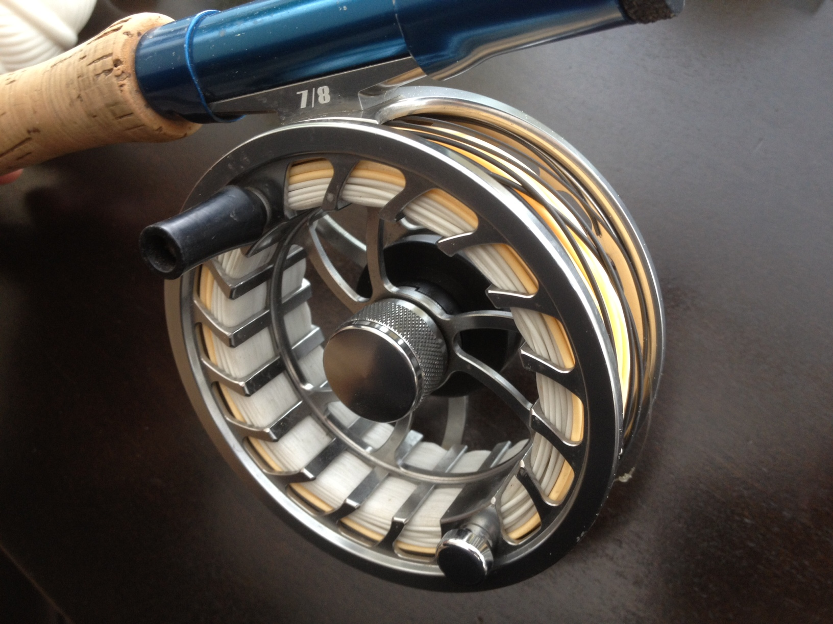 forged fly fishing - 7/8wt requiem reel gear review - the fishing, Fishing Reels