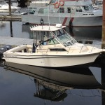 25ft Grady White Sailfish – Just an awesome Port Hardy boat.