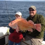 Port Hardy Fishing Report