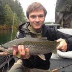 Stamp River – Fishing Report – Steelheading is Very Good.