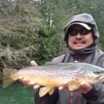 Cowichan River Fishing – Steelhead and Brown Trout