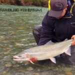 Cowichan River Fishing Report