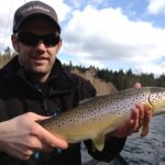 Fly Fishing for Trout – Cowichan River