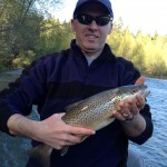 Cowichan River Fishing Report for Fly Fishing